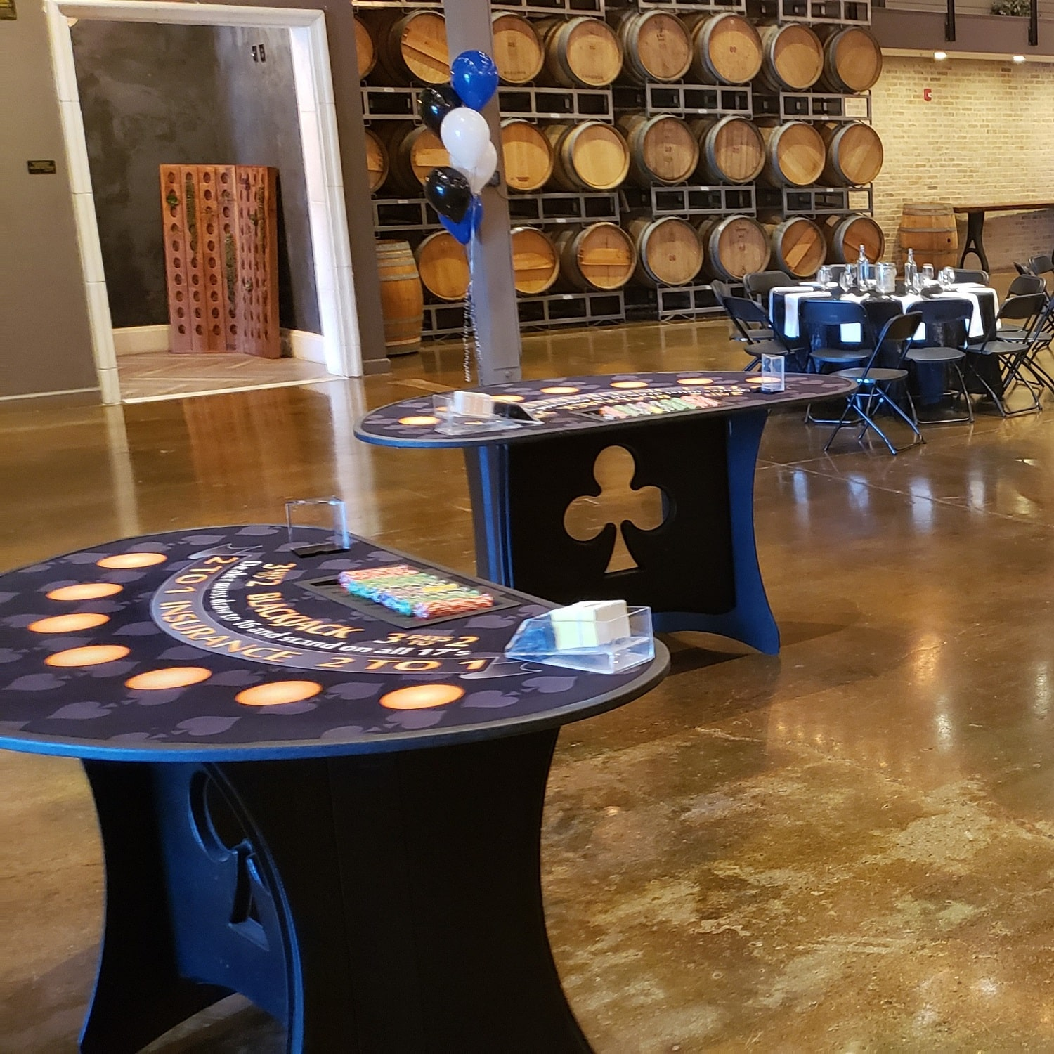 Party at Winery in [location] Vegas to Vines